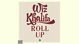 Wiz Khalifa - Roll Up + Lyrics