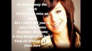 Liar Liar Lyrics- Christina Grimmie *real lyrics*