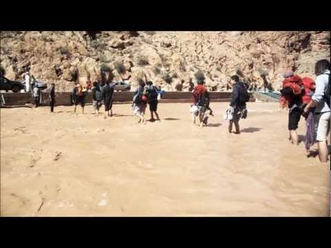 Marrakech Best Secret Day Trips  – Todra Gorges – Ouazazate Kasbah – Dades Gorges Trekking