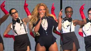 Beyonce, Run The World (Girls), Live