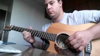Bruno e Marrone - A Solidão É Uma Ressaca(violão)