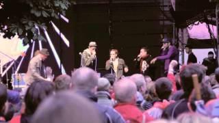 BeatBurgerBand & Ondřej Ruml ENERGY FEST KVIFF 2011