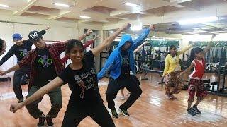 Jashn-e-Ishqa Bolly-Hop Dance Routine at SMB Dance Arena| Ranveer Singh Arjun Kapoor Priyanka
