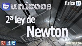 Imagen en miniatura para Segunda ley de Newton