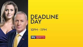 The final hour of Transfer Deadline Day! | LIVE