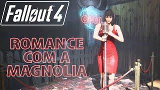 Fallout 4 -  Como Ter um Romance com Magnolia