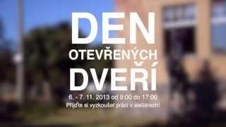 Den otevřených dveří na Střední umělecké škole v Liberci 2013