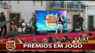Marcio Pereira - Não Desisti no Somos portugal