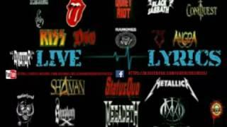 Aerosmith jaded live-lyrics