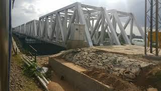 Srirangapatna new Railway station, electrification and doubling work status width=