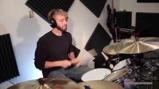 """Ean V - Flobots - """"Handlebars"""" - Drum Cover"""