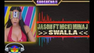 Jason Derulo - Swalla (feat. Nicki Minaj & Ty Dolla $ign) Instrumental 2017 - ShoshenQ II