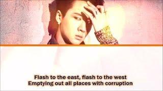 Ravi (라비) Hong Gil Dong (홍길동) ENG Lyrics