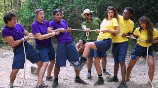 That One Time at Summer Camp... | Hannah Stocking