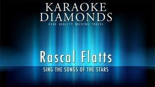 Rascal Flatts - Unstoppable (Karaoke Version)