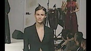 SALVATORE FERRAGAMO Fall 1999 2000 Milan - Fashion Channel