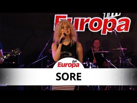 Sore - Cand vremea e rea LIVE la Europa FM