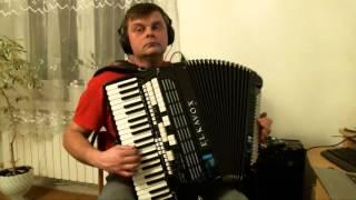 SENTIMENTAL TANGO - akordeon + podkład cover
