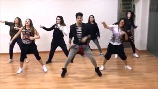 Los 2Notas - Agachaita Zumba Fitness Coreo Dan Puche