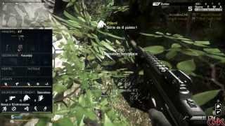 KEM Call of Duty Ghosts - Tuto meilleure classe SMG - K7 Guide width=