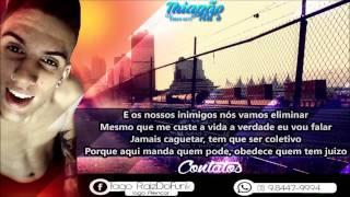 Mc Menor Do Chapa part  Mc Pedrinho - 10 Mandamentos ( Com a Letra )