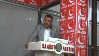 Saadet Partisi Of Gençlik Kolları Mayıs Ayı İlçe Divan Toplantısı-Ömer Bektaş