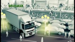 Ephéméride: 14 Juillet 2016, l'attentat de Nice fait 84 morts sur la promenade des Anglais