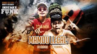 Mc pedrinho e Mc chaveta -mamou legal