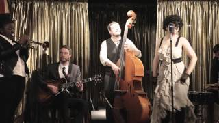 Female Fronted American Swing, French Chanson, Cabaret Band for Hire | A Touch Of Paris