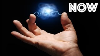THE POWER IS IN YOUR HAND. (MAGIC)