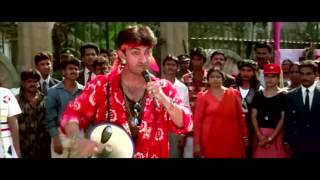Aamir Khan And Ajay Devgan Comedy Scene Ishq Movie