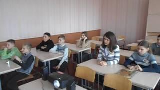 Марафон Читаємо дітям 6 А клас Краматорська ЗОШ №12
