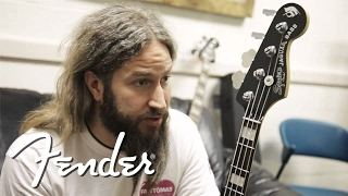 Squier Troy Sanders Jaguar Bass | Fender