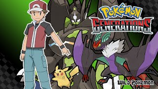 Pokemon Generations - Wild Pokemon Battle Music (HQ)