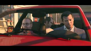 GTA V - PC Trailer - 1080p / 60 fps
