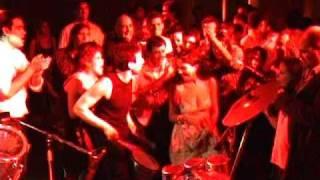 REMIX AFRO MADAN Martin Solveig FIESTAS Casamientos 15 eventos SHOW LUCHO PERCUSION tambores batuca