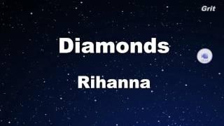 Diamond rihanna karaoke