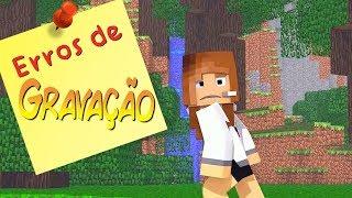 Minecraft: PERDIDOS - ERROS DE GRAVAÇÃO 1