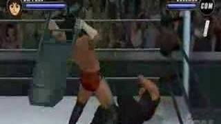 SvR 08 CM Punk Vs. Sandman
