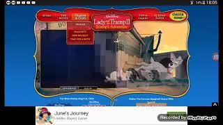 Lady & The Tramp 2 DVD Website (2006-2010)