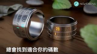 Ring Clock   The ring that give you time   會給你時間的戒指   NOVOBENS