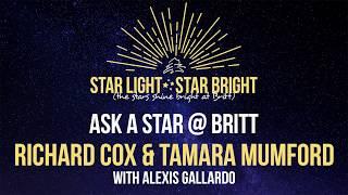 Ask A Star @ Britt: Richard Cox & Tamara Mumford width=