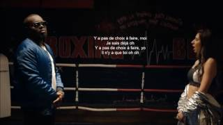 Fighting for 2 - Roya feat. Maitre Gims (Paroles & traduction FR)