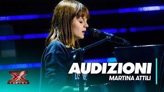 """Martina Attili e la sua """"Cherofobia""""   Audizioni 1"""