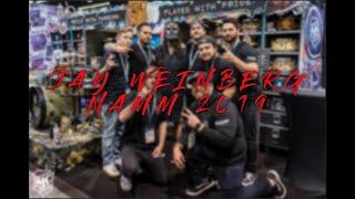 Jay Weinberg NAMM '19 Signing Recap!