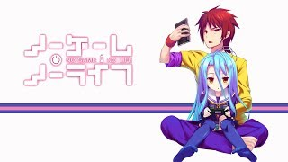 No Game No life 「AMV」  -Chasing Colors-