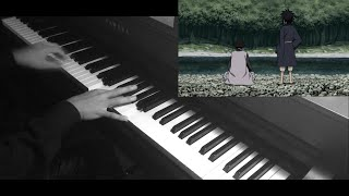 Madara's Death (Hokage's Funeral Theme): Naruto Shippuuden 474 - Piano Transcription and Cover
