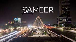 Sameer - Luna Llena (Lyric Video)