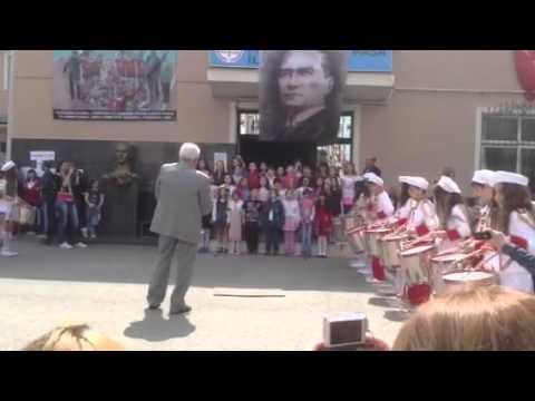 Buse Mutluevlat 23 Nisan 2013 Mustafa Reşit Paşa İlkokulu