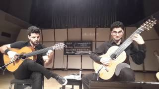 Arıx - Microtonal Guitar Duo ( Live in Miami International GuitarART Festival